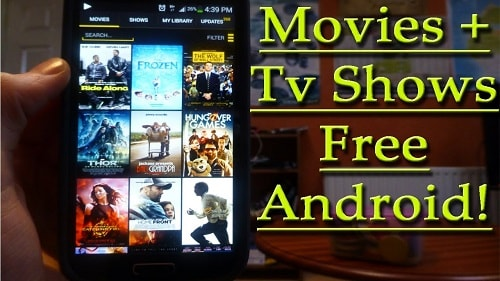 tubi tv on Android