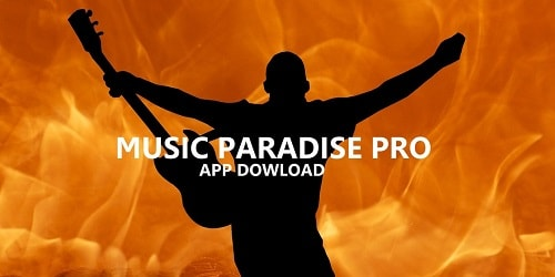 music paradise pro download for android