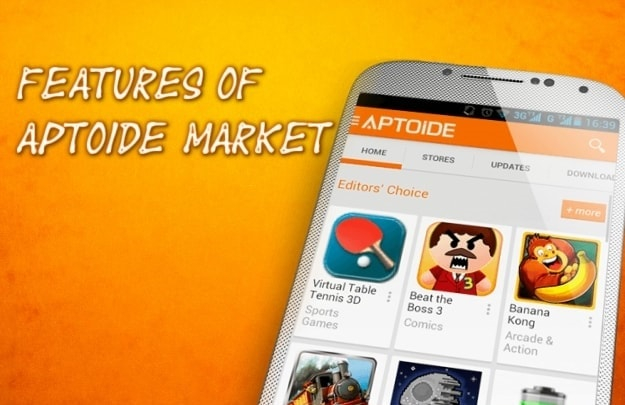 Aptoide App Features