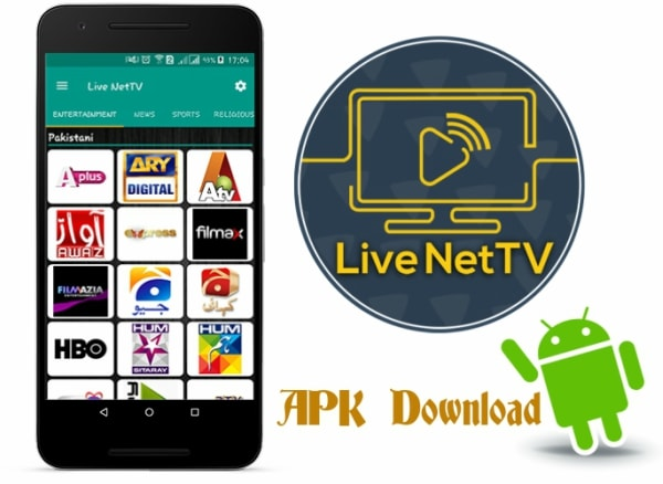 Live NetTV APK Download
