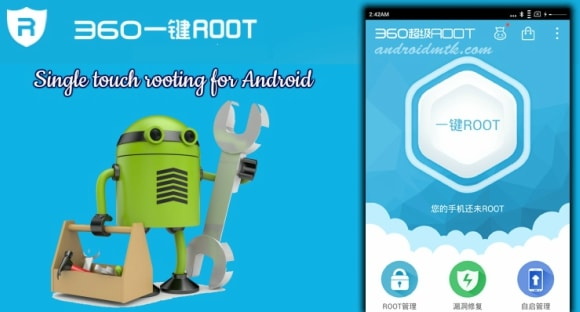 360 root APK Download