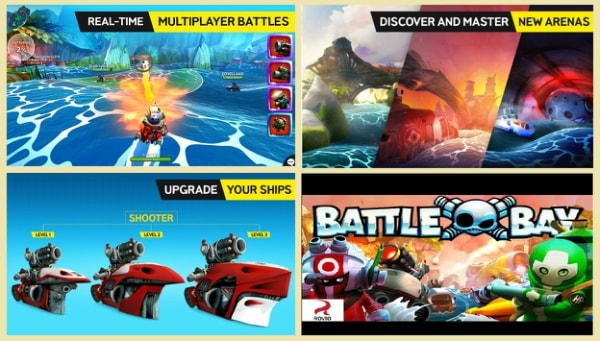 Battle Bay Mod APK Download for Android
