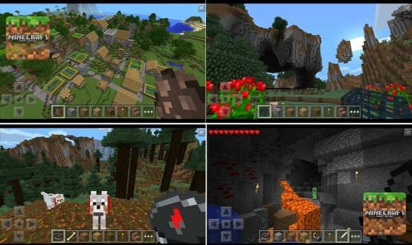 Minceraft Pocket Edition APK Download