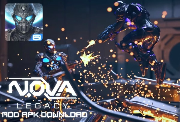 N.O.V.A. Legacy Mod APK Download