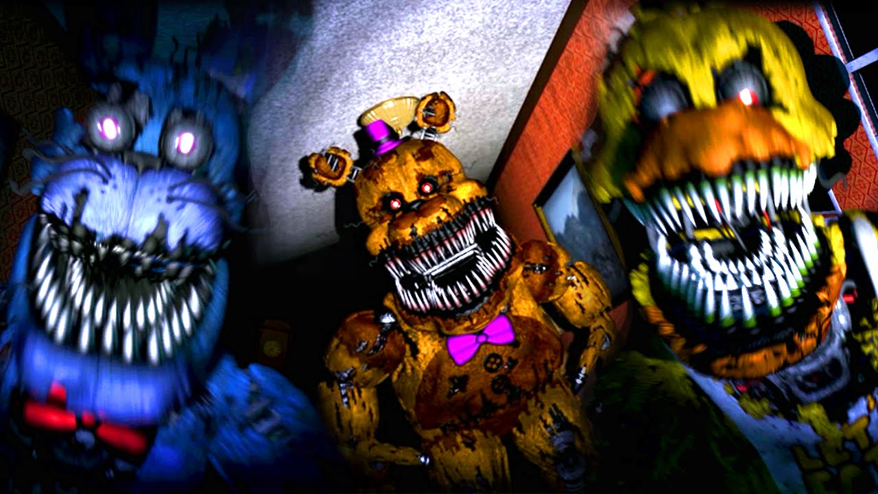 Five Nights at Freddy's 4 APK Download for Android & PC