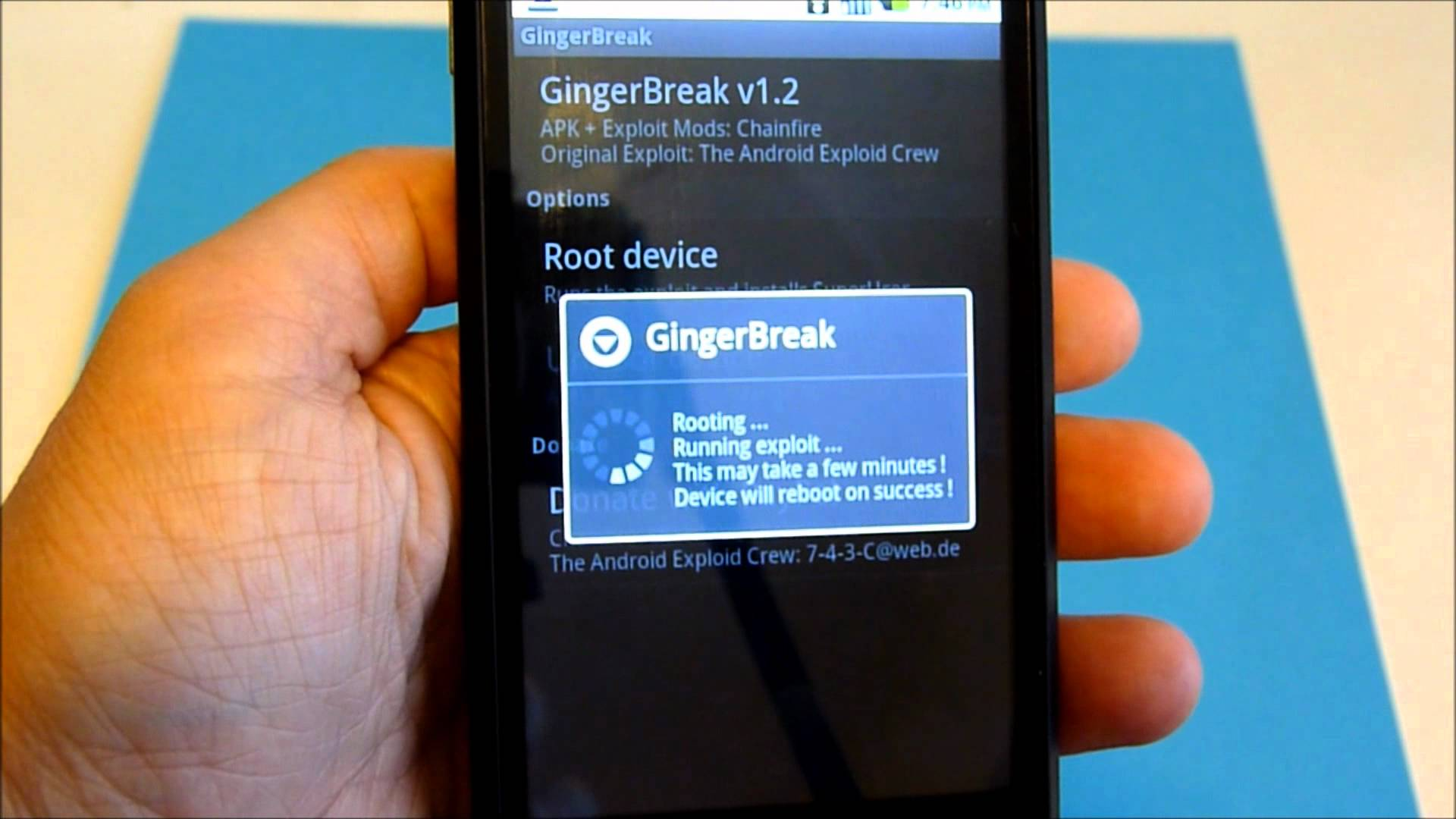 GingerBreak APK Download for Android & PC [2018 Latest Versions]