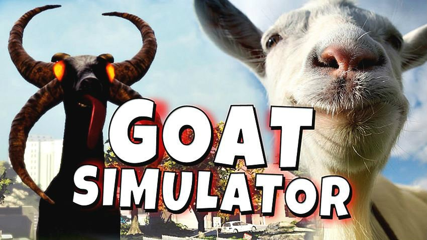 Goat Simulator Guide