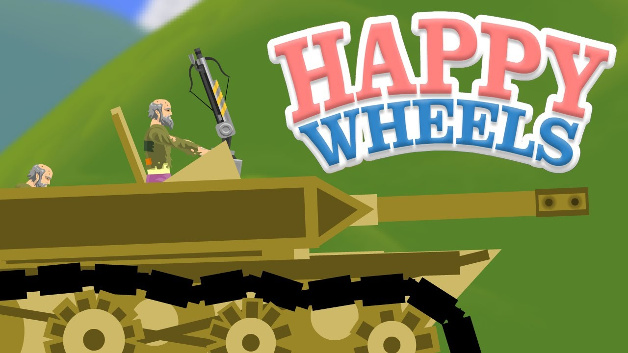 Happy-Wheels-Download