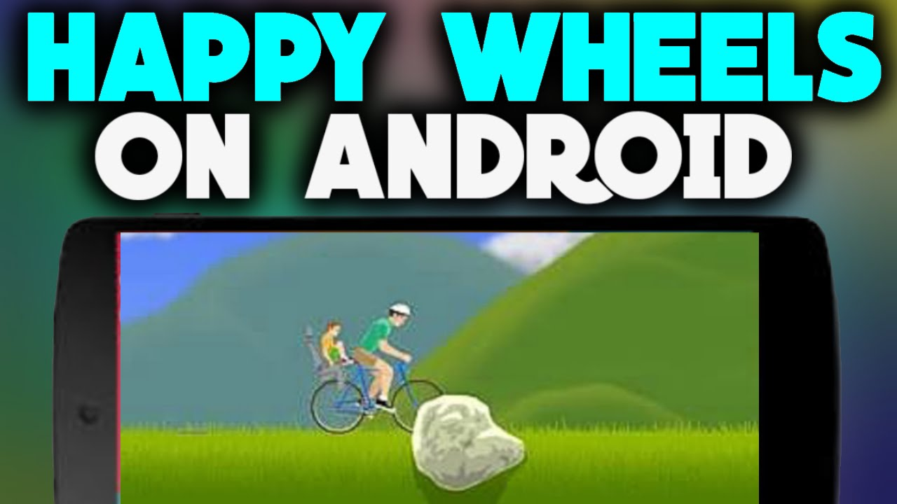 Happy-Wheels-For-Android