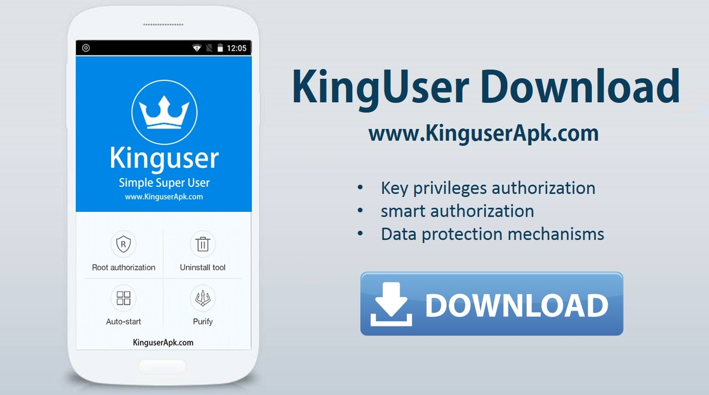 Kinguser-Download