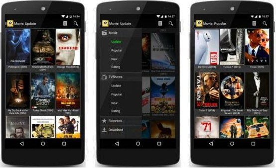 Movie-Box-App