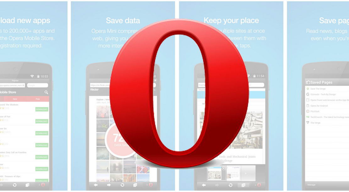 Opera browser APK Download for Android & PC [2018 Latest