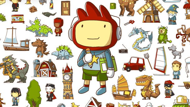 Scribblenauts Remix Download