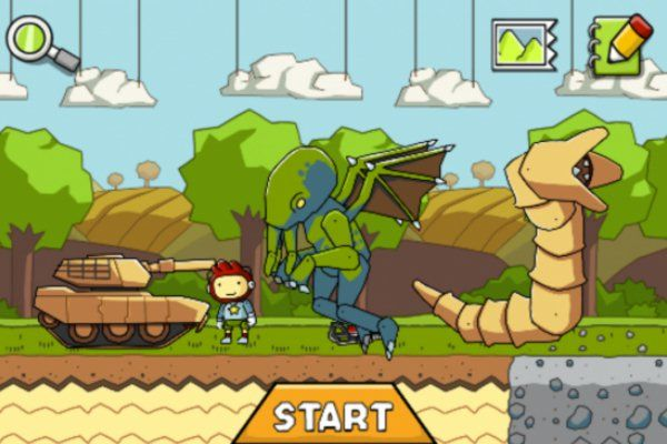 Scribblenauts Remix Guide