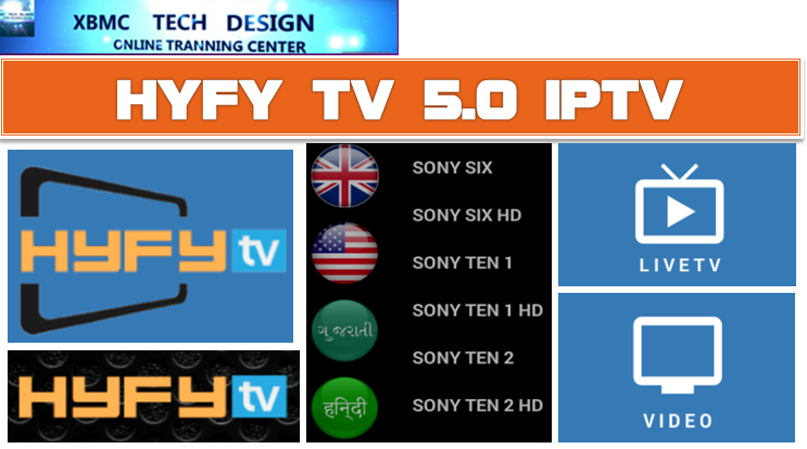 HyFy TV apk Download for Android & PC [2018 Latest Versions]